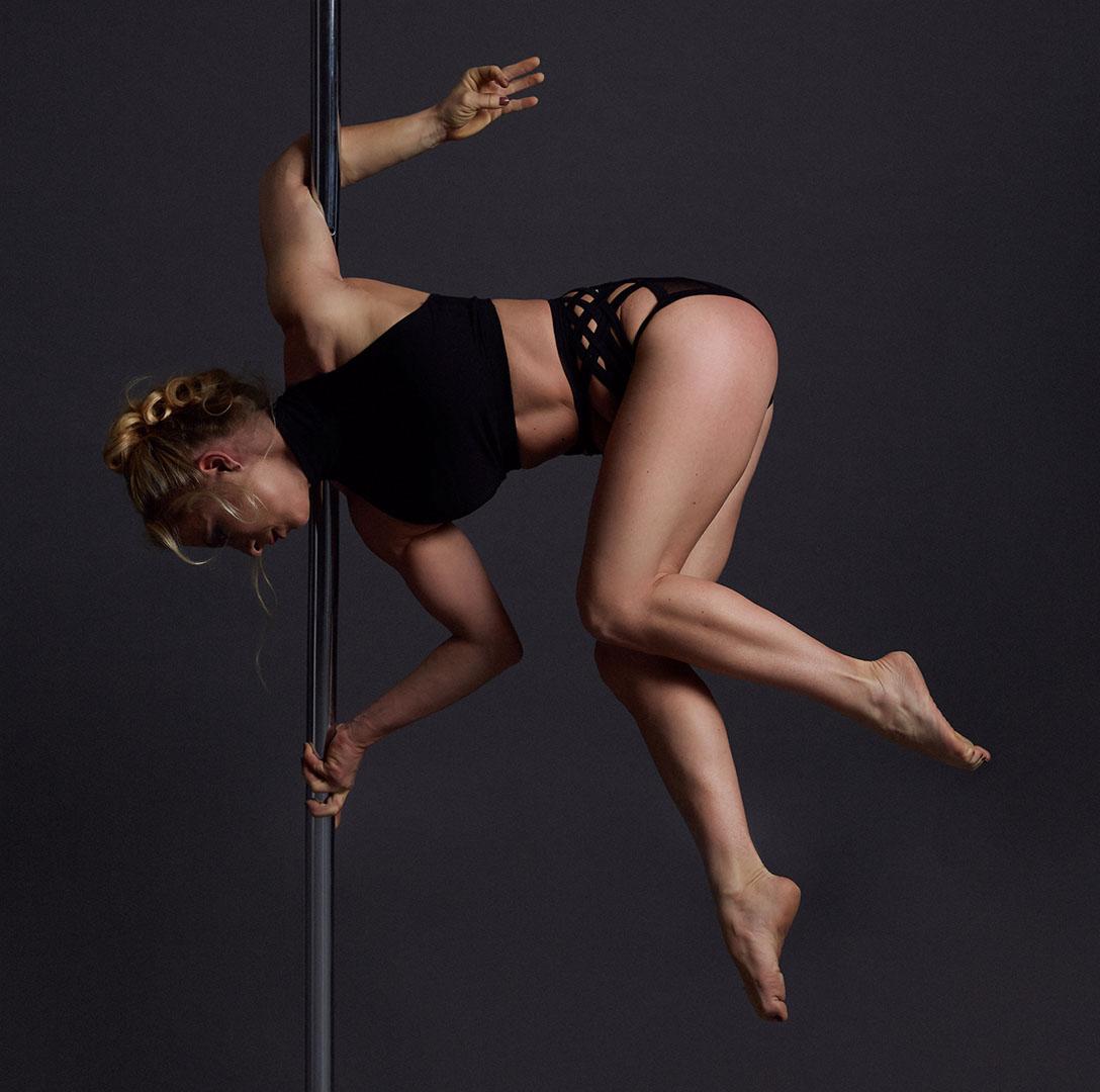 Pole Dance Kurs Pole Technik