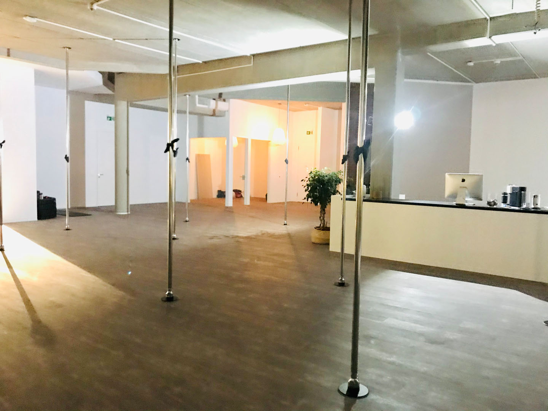 Pole Dance Hannover: Studio Labelle Innenraum